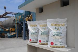 Pesquera Centilena has achieved FoS certification for its fishmeal and fish oil - @ Fiskerforum