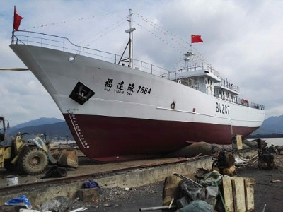 Read more about the article Pingtan longliners sail for the Pacific