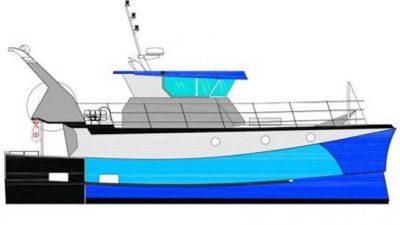 Trawler/scalloper order for Piriou