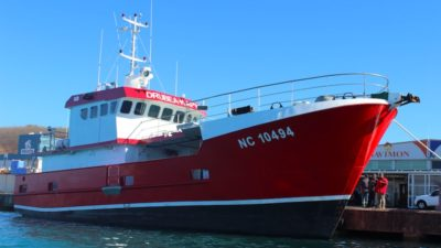 Longline pair delivered to New Caledonia