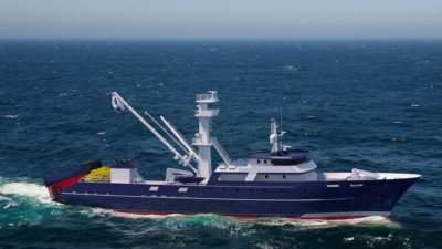 Saupiquet orders tuna seiner from Piriou