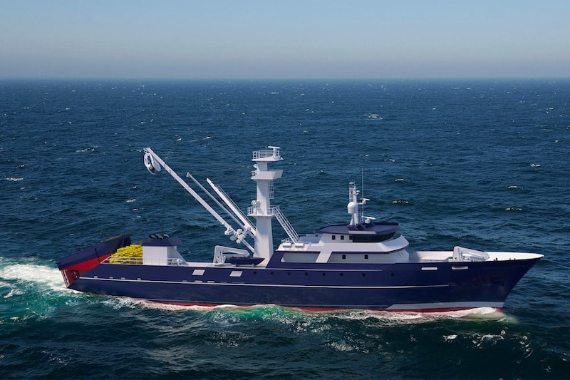 Read more about the article Saupiquet orders tuna seiner from Piriou