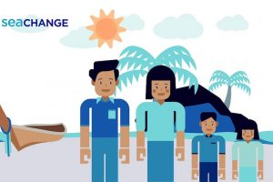 Thai Union released a new video focusing on the growing problem of ocean plastics and marine debris to help raise awareness of this issue. Image: Thai Union - @ Fiskerforum