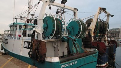 Responsible Fishing Ports Scheme to set standards
