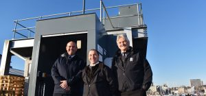 Plymouth's new fuel and power depot opens