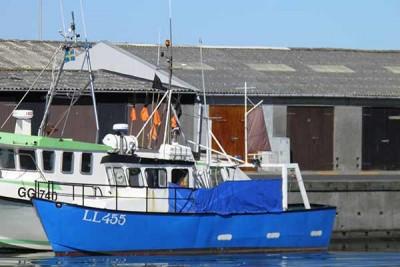 LL 455 –  Tornö – ©FiskerForum - Foto: PmrA
