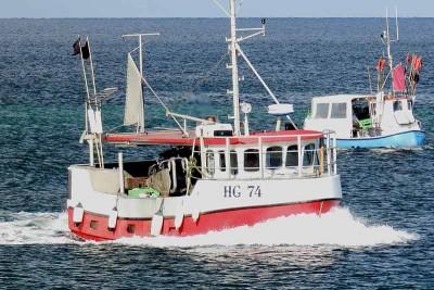 HG 74 –  BRITTA – ©FiskerForum - Foto: PmrA