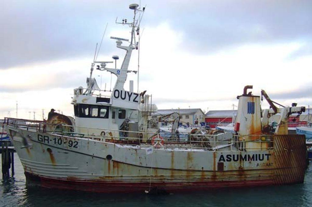 GR 10-92 – Asummiut – ©FiskerForum - Foto: PmrA