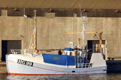 HG 99 –  LINE DALSGÅRD – ©FiskerForum - Foto: PmrA