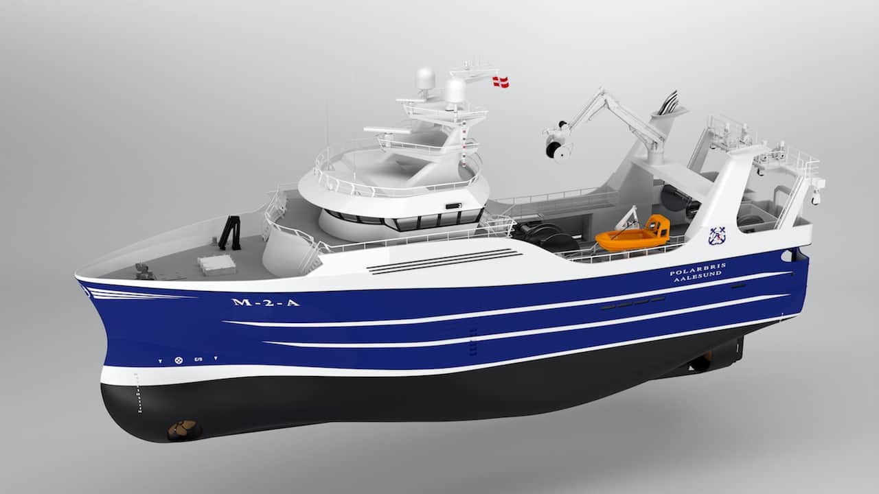 Read more about the article Norwegian company orders seine netter