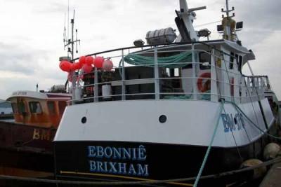 BM 176 –  EBONNIE – ©FiskerForum - Foto: Prowsie