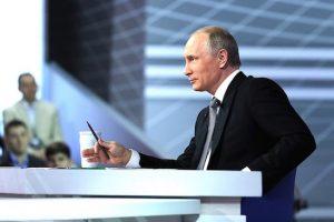 Vladimir Putin - @ Fiskerforum