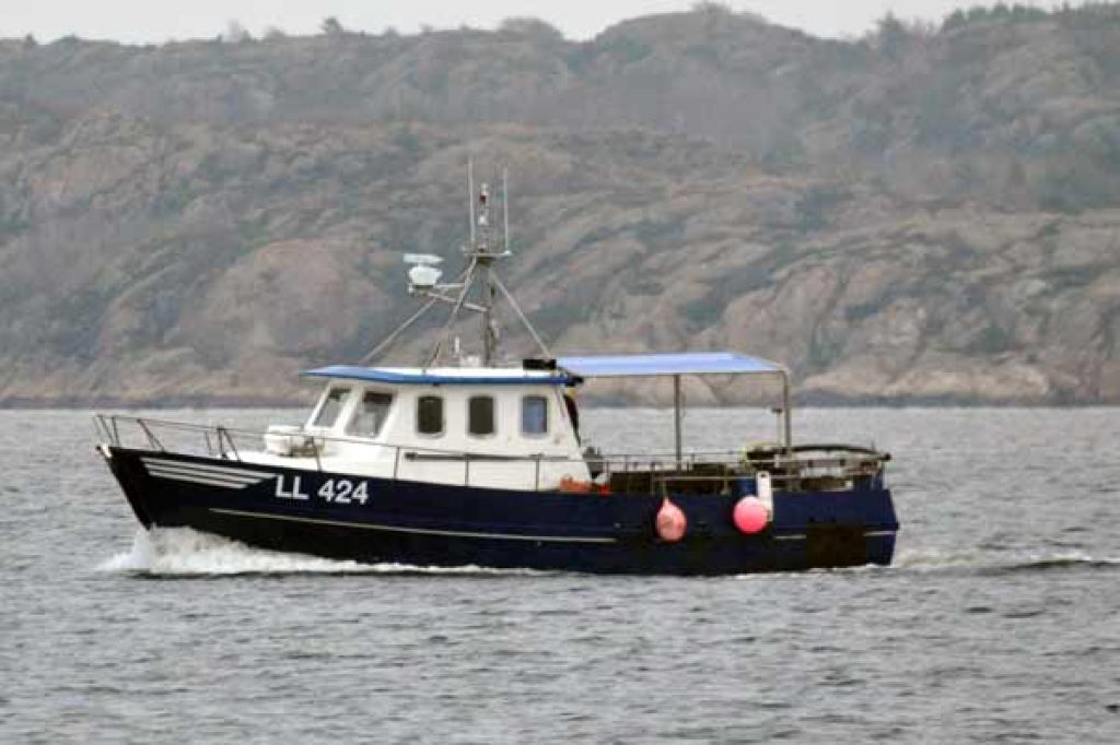 LL 424 –  Tärnö II – ©FiskerForum - Foto: RCS