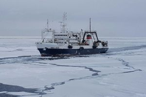 The Russian Fishign Company continues to modernise its fleet of factory vessels. Image: RFC - @ Fiskerforum