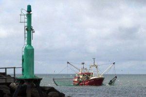 Danish shrimp trawler - @ Fiskerforum