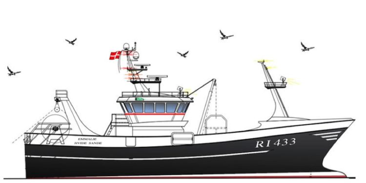 Emmalie RI-433 is expected to be delivered in 2020 - @ Fiskerforum