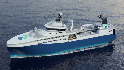 Rolls-Royce signs largest ever fishing vessel contract