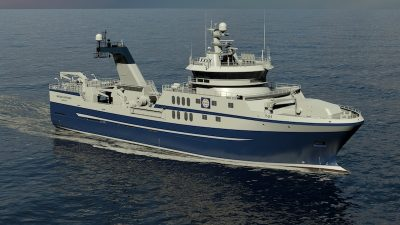 Trawler order for Rolls-Royce and Astilleros Gondán