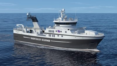 Olympic to pack new trawler with green technology