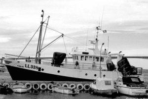 LL 338 –  Karlsö – ©FiskerForum - Foto: RSkoild