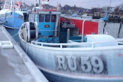 RU 59 –  Mågen – ©FiskerForum - Foto: RU59