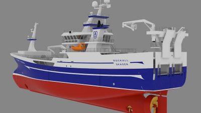 Twin trawl milestone for Rapp Marine