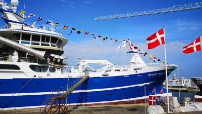Karstensen yard delivers Norwegian pelagic catcher