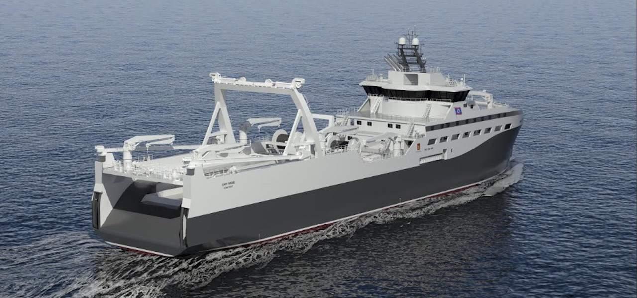 Turkish yard to build Rimfrost krill trawler