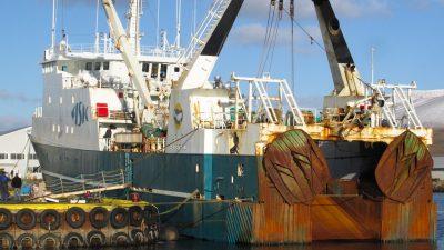 Ísfell is Rock Trawl Doors' Icelandic dealer