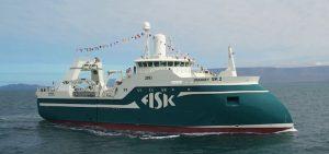 Rock's Sea Hunter doors make Icelandic debut