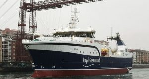 Royal Greenland takes delivery of Avataq