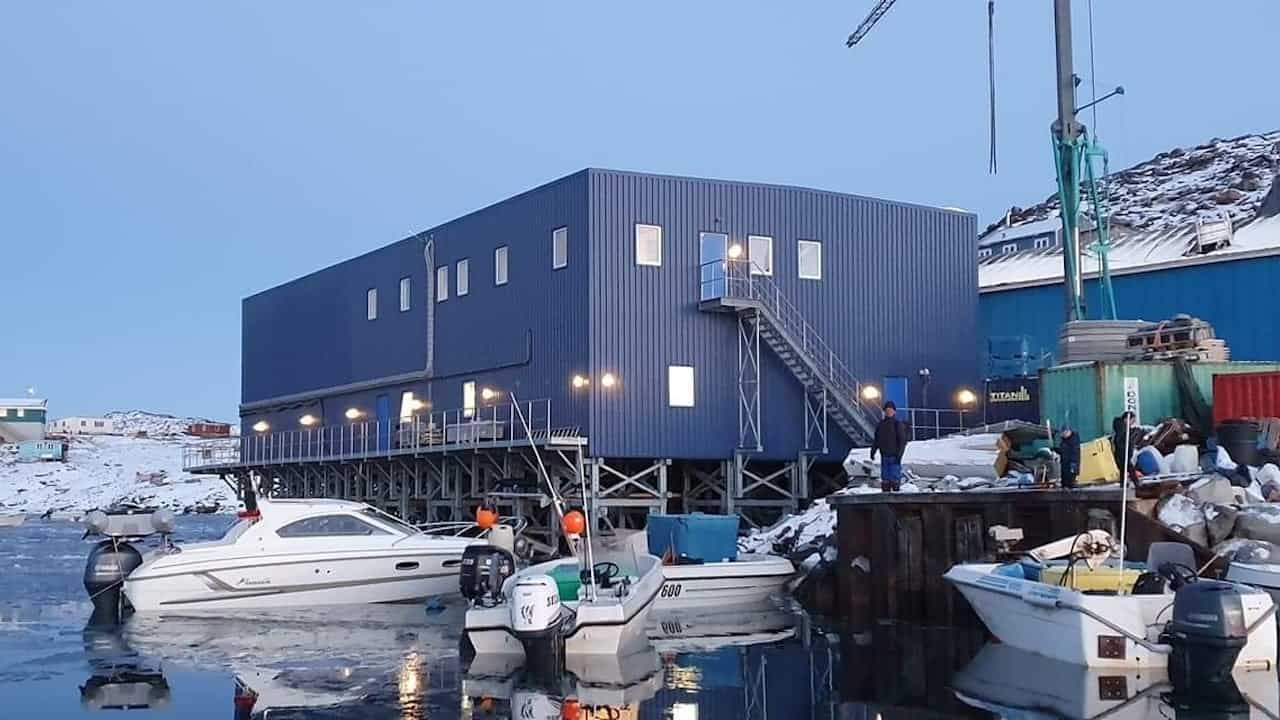 Read more about the article Nuussuaq's new factory open for business