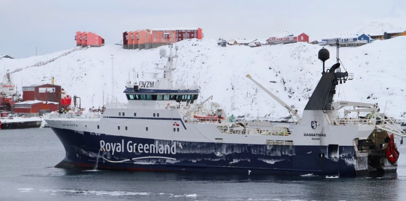 Generational shift at Royal Greenland's fleet