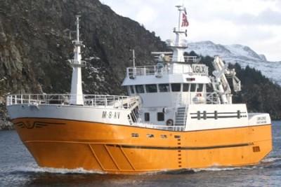 M 8AV –  Orfjord – ©FiskerForum - Foto: RuneN