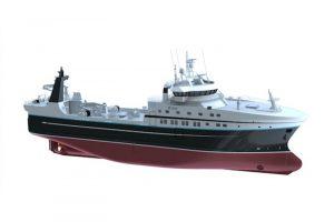 Skipsteknisk's ST-116XL design - @ Fiskerforum