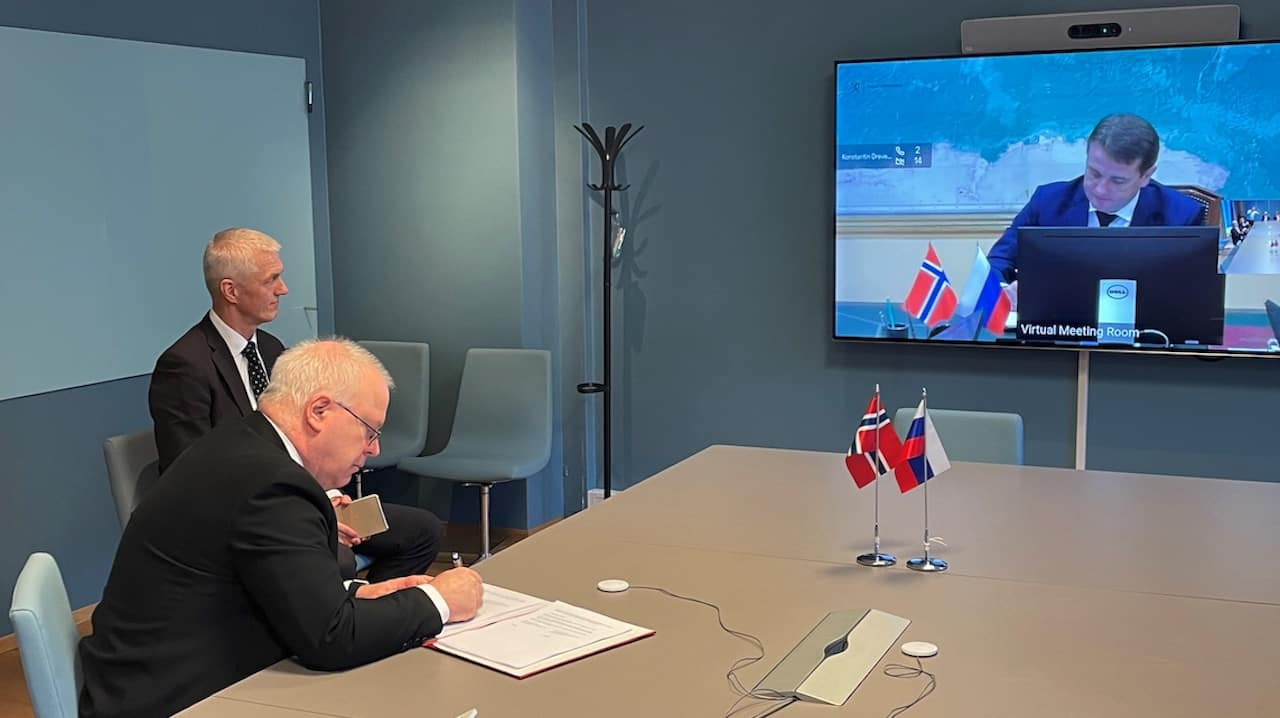 Read more about the article Russia and Norway strike 2022 fisheries agreement