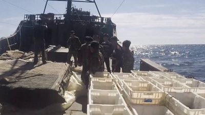 Tensions over fishing between Russia and North Korea