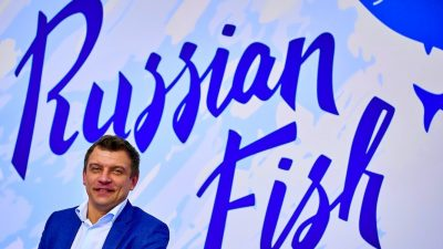 National seafood brand to showcase Russian Fish