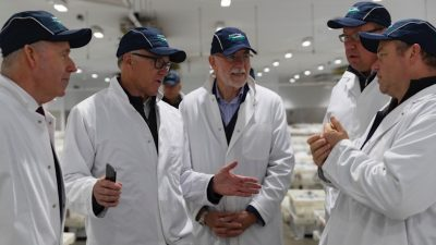 Drive for Scottish seafood trade opportunities in US