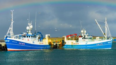 Potential Brexit bonanza for Scottish fisheries