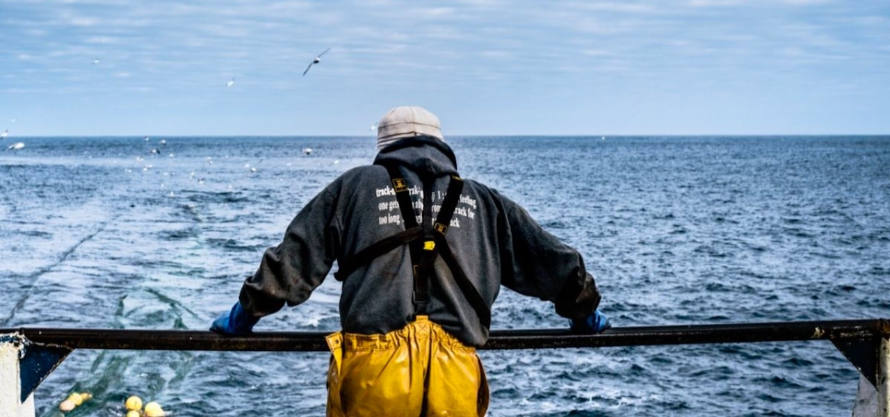 Scottish fishermen trial mobile reporting app