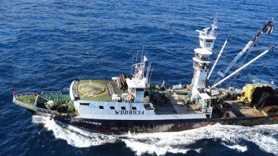 US tuna operator to slash fleet by half