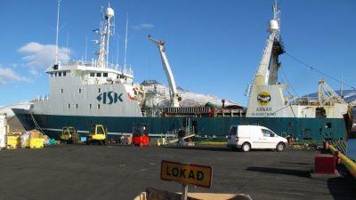 Icelandic seamen prepare to strike