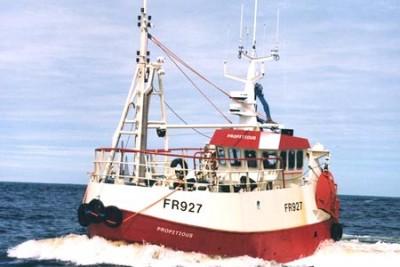FR 927 –  Propitius – ©FiskerForum - Foto: SSM