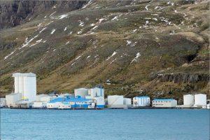 Síldarvinnslan's Seyðisfjörður factory alone has taken delivery of almost 12
