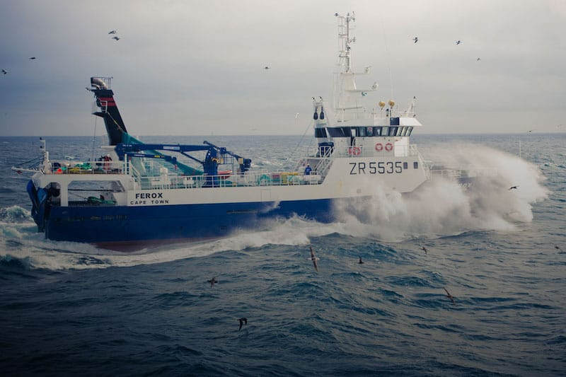 South Africa's fishing companies caution government over rights allocations
