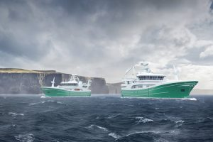 The two new vessels for Atlantic Dawn Group will be built at Cemre in Turkey. Image: Salt Ship Design - @ Fiskerforum