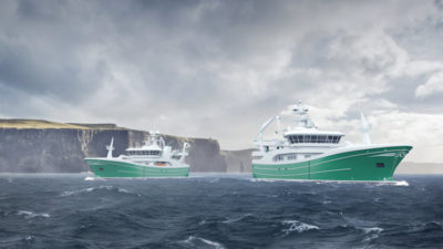 Trawler pair for Atlantic Dawn Group