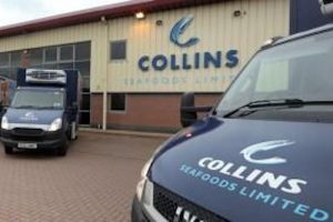 Samherji has acquired UK sales and distribution company Collins Seafood - @ Fiskerforum