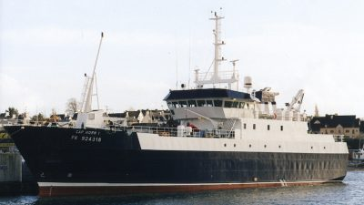 Sapmer makes changes to Southern Ocean activity